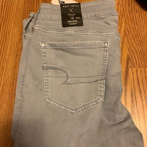 Jeggings new with tags American eagle